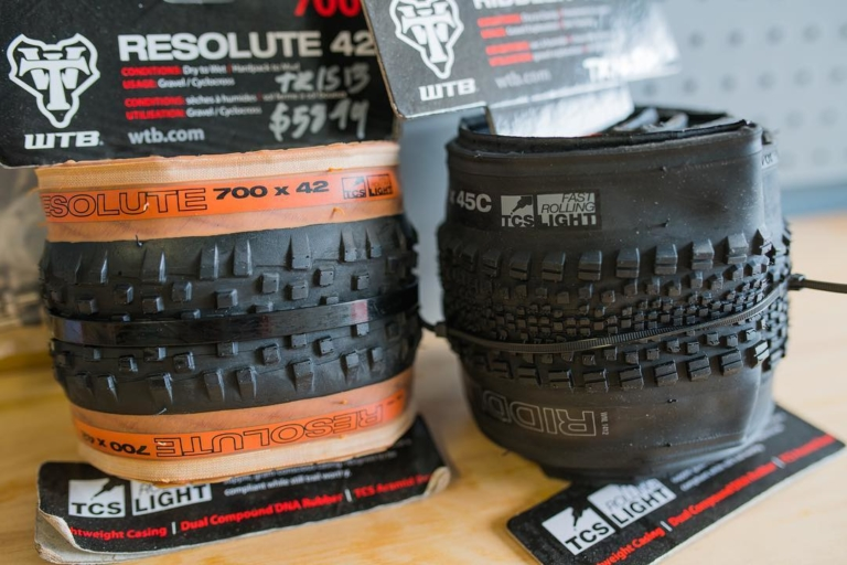 photo: WTB Resolute ultimate all-weather bicycle tires